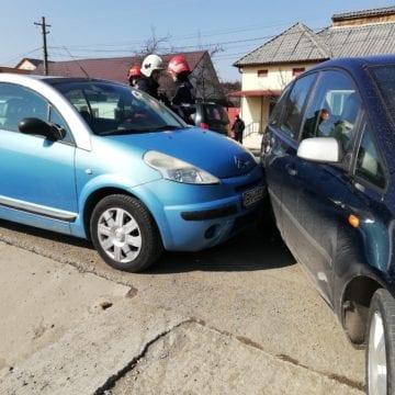 UNIREA: Neatenția unui șofer a trimis la spital o fetiță de 10 ani! Au urmat lacrimi și suspine…