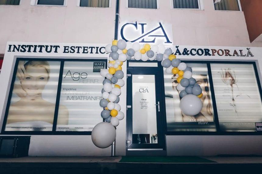 FOTO/VIDEO: Ce transformare! Salon Claudia ridică ștacheta! Aceleași tehnologii revoluționare, într-un spațiu elegant și cochet, acum Institut de Estetică Facială și Corporală