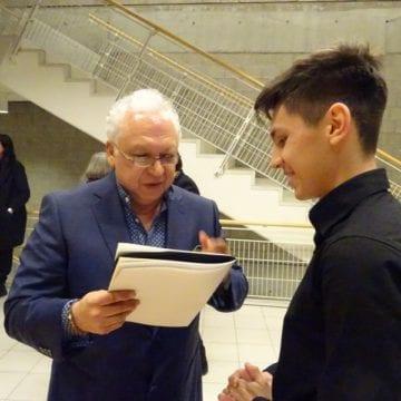 VIDEO:  Performanță de excepție pentru învățământul din Bistrița!