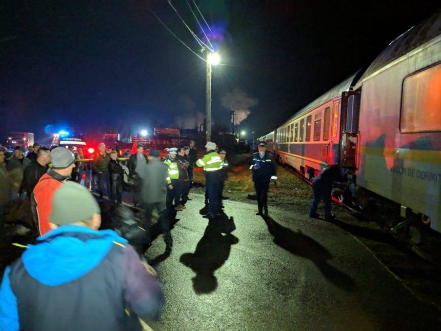 Șeful CFR Călători rămâne fără job după deraierea de la Coșbuc
