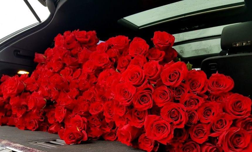 """De 8 Martie, """"Te iubesc!"""" și """"Te prețuiesc!"""" se spune cel mai bine printr-un buchet de flori de la Euforia Floral Boutique"""