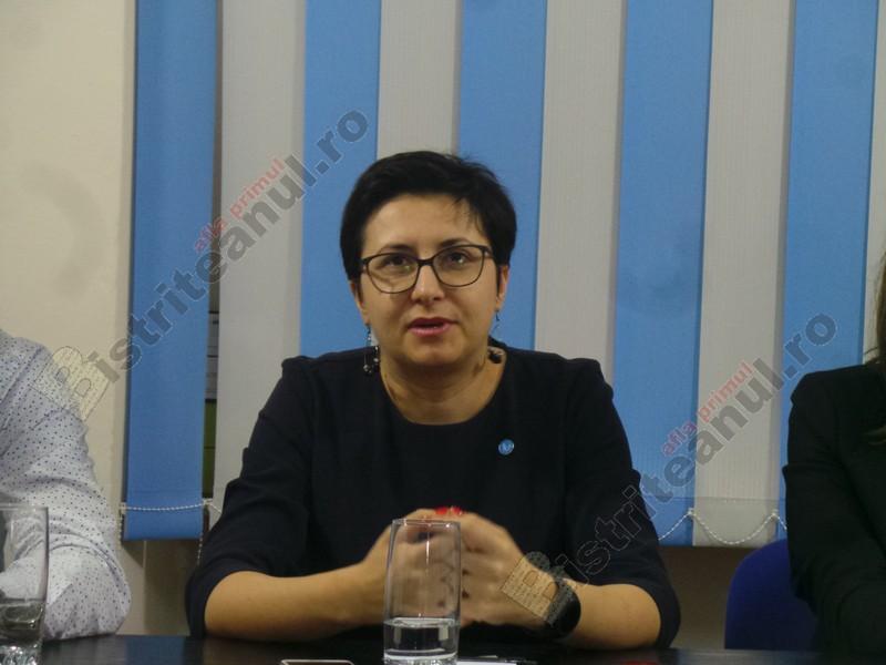 VIDEO:  O bistrițeancă stabilită la București, printre candidații USR-Plus la europarlamentare
