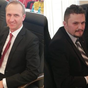FOTO: Cine sunt cei ce vor ocupa fotoliile lăsate libere de Moisil și Codărean în Consiliul Local