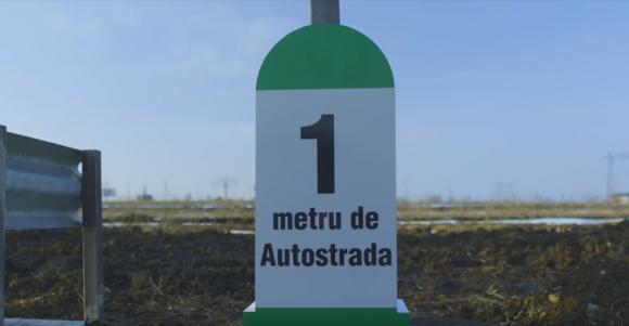 ȘI NOI VREM AUTOSTRĂZI: O agenție de publicitate din Bistrița se alătură protestului din 15 martie
