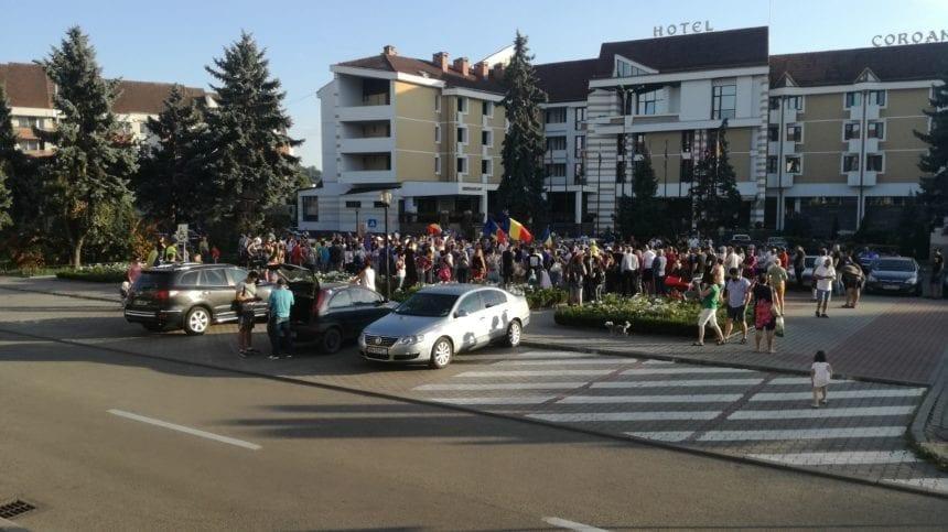 "PROTEST, duminică seara, la Bistrița! ""Solidari cu magistrații!"""