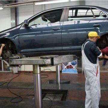 FOTO. Săptămâna meseriilor, la Bistrița: Cei mai buni mecanici auto