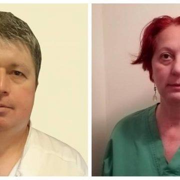 LAZANY: Am câștigat! Doi medici foarte buni se reîntorc din Franța pentru a ajuta pacienții din Bistrița