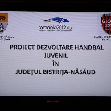Antrenorul FC Barcelona, la Bistrița! Handbalul, mai accesibil pentru copiii și juniorii din Bistrița – Năsăud!