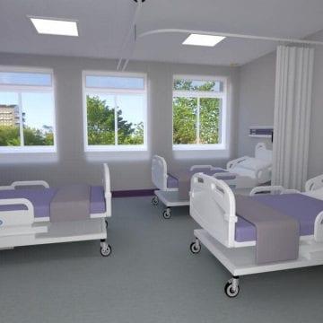Bistrița va avea una dintre cele mai moderne secții de Anestezie-Terapie Intensivă din țară. Când va fi funcțională: