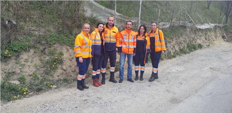 FOTO:  Impresionant gest al angajaților și voluntarilor de la Ambulanță…!