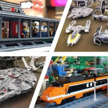 De mâine până duminică, fantastica lume Lego – la Muzeul Județean!