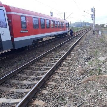 Circulația a 8 trenuri ce tranzitau județul nostru, pentru transportul elevilor, suspendată!
