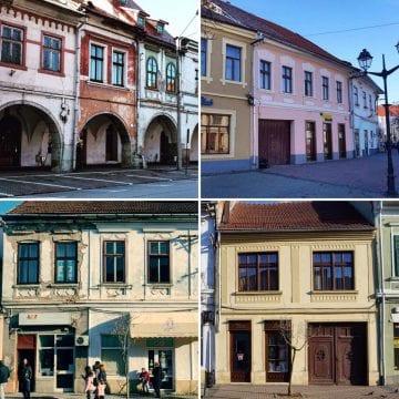 FOTO: Centrul vechi al Bistriței merită să-și recapete strălucirea! VEZI ce planuri are primăria pentru clădirile de patrimoniu: