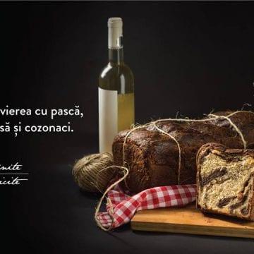 Pentru bunătățile de la Cofetăria Cristina nu-ți trebuie comandă din timp! Ce poți cumpăra pentru masa de Paște:
