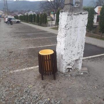 """FOTO. Pentru amatorii de vandalisme din Prundu Bârgăului: """"Urmează măsuri mult mai drastice!"""""""