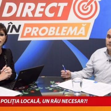 VIDEO – Cine e de vină că Poliția Locală nu își face treaba? Jurnaliștii și bistrițenii!