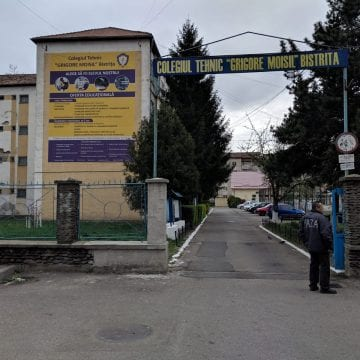 Lucrări contra cronometru și rocade de copii la Grigore Moisil, pentru reabilitarea unor unități școlare