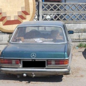 Aproape 600 de mașini sunt abandonate pe domeniul public. Ce soluție are primarul Turc
