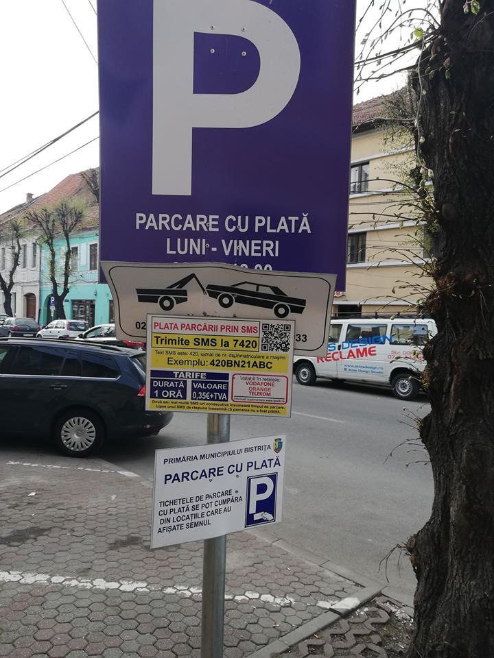 Se întâmplă în Bistrița! Cum riscă să fie amendați șoferii care nu au credit pe cartelă: