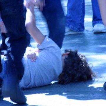 VIDEO: Bistrițenii, tot mai violenți! Polițiștii au avut peste 2300 de cazuri de infracțiuni contra persoanei