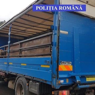 FOTO: A plătit cu vârf și-ndesat transportul ilegal!