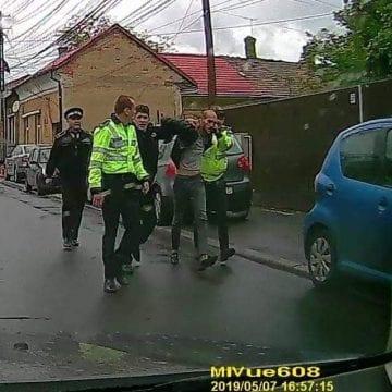 Încă un bărbat din Reteag prins fără permis, de polițiștii clujeni. CE a decis instanța față de celălalt retegan: