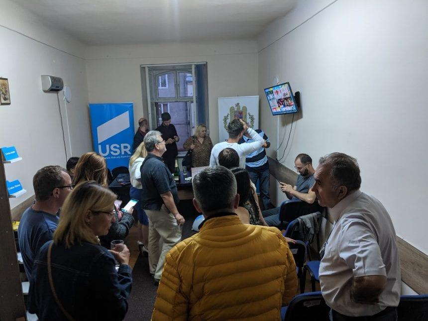 """Cristina Iurișniți (USR): """"Trăim momente istorice!"""""""