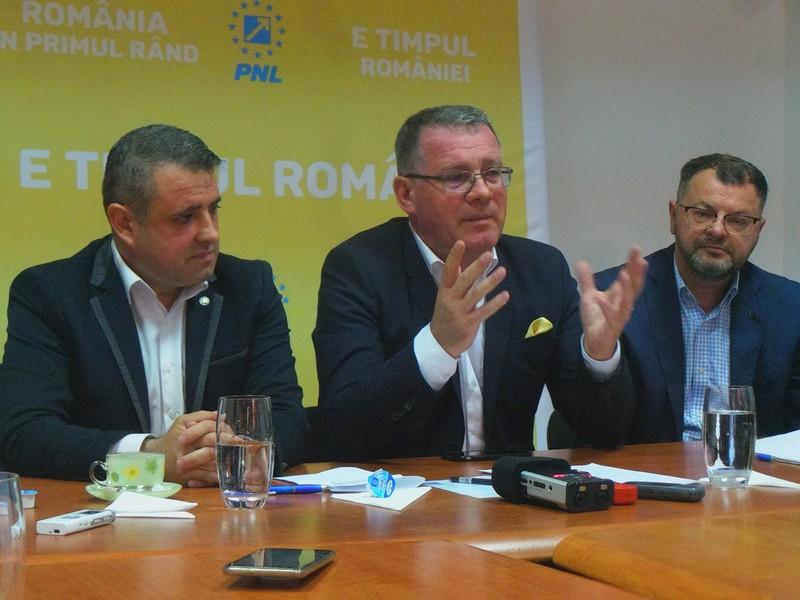 Adrian Oros (PNL), la Bistrița: Partidul Național Liberal va câștiga aceste alegeri