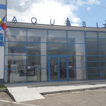Aquabis:  Avarie, în Braniştea şi Măluţ