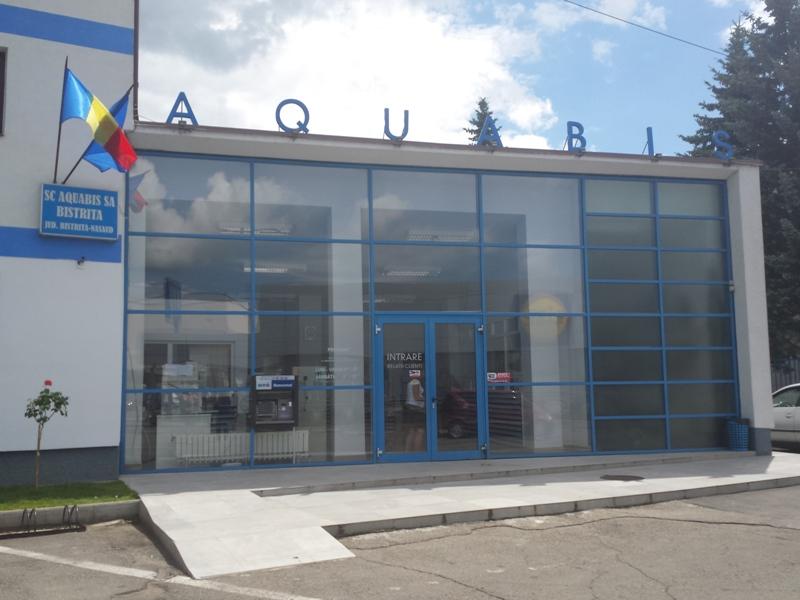 Aquabis:  Trei străzi din Bistriţa, fără apă!