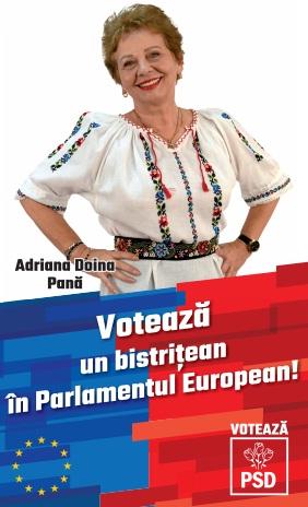 Doina Pană: Produsele românești pot sta la loc de cinste pe masa oricărui european