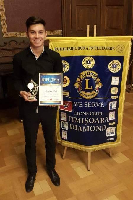 Un chitarist din Bistrița va reprezenta România în Estonia! Premiul cel mare – 5.000 euro!