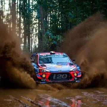 Hyundai Motorsport a luptat pentru victorie în cadrul Raliului din Chile