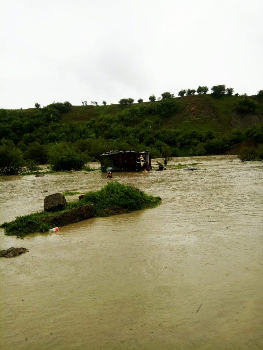 Lucrările de 150 milioane lei pentru înlăturarea dezastrelor produse de inundațiile din primăvară, luate la verificat! CE s-a descoperit:
