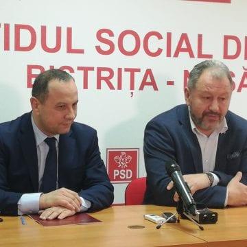VIDEO – Președintele PNȚCD: Îndemn cetățenii să voteze cu PSD!