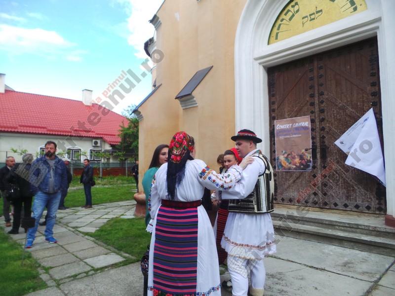 """FOTO/VIDEO: Concursul """"Sigismund Toduță"""", unic în țară, s-a încheiat la Bistrița cu aplauze și urale!"""
