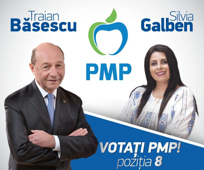 Silvia Galben (PMP): Plan de acțiune al europarlamentarilor PMP în legislatura 2019 – 2024 (3)
