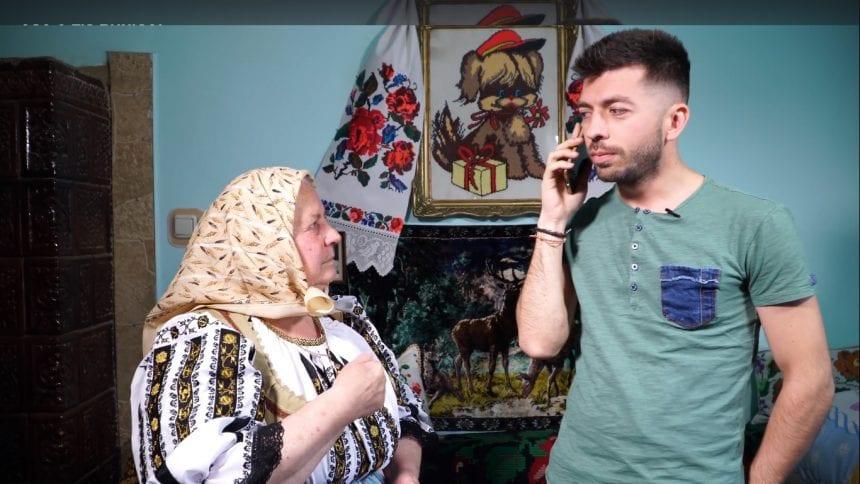 Beclenarul Mircea Bravo îndeamnă tinerii să meargă la vot printr-un VIDEO hazliu