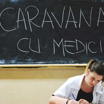 Caravana cu medici a ajuns azi la Spermezeu! Ce consulturi de specialitate, gratuite, oferă localnicilor: