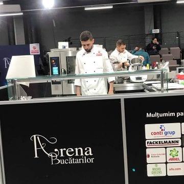 Se-ntâmplă ACUM: Un bistrițean, în semifinala Arena Bucătarilor!