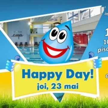 Happy Day, joi, la Casa Ema!