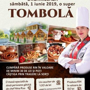 Mare concurs, mare, cu Chef Nina Rus și ale ei bucate minunate!