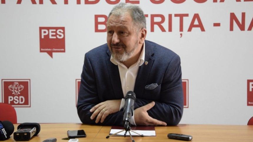 VIDEO: Radu Moldovan vrea încă un mandat de președinte CJ BN! Dar nici la politică n-ar renunța…