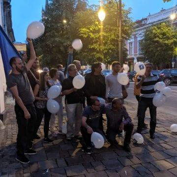 VIDEO: VEZI atmosfera de la partide, la final de zi de alegeri