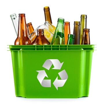 Teoretic, după aproape doi ani de zile, putem recicla sticla! Care e situația la Bistrița: