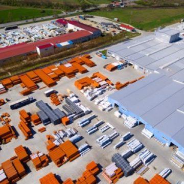 Teraplast pregătește o fabrică de aproape 10 milioane de euro. Aceasta va fi ridicată în parcul companiei de la Sărățel