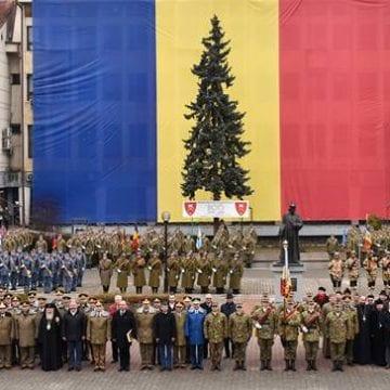 Militarii bistrițeni dau startul la Saber Guardian 2019, un exercițiu multinațional cu peste 13.000 de militari