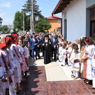 FOTO: Emoţionante şi minunate momente, la Cristeştii Ciceului…!