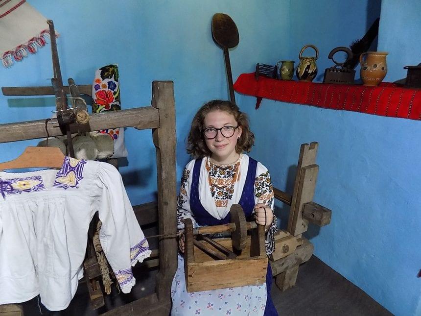 Foto: La Figa ia ființă un nou muzeu sătesc