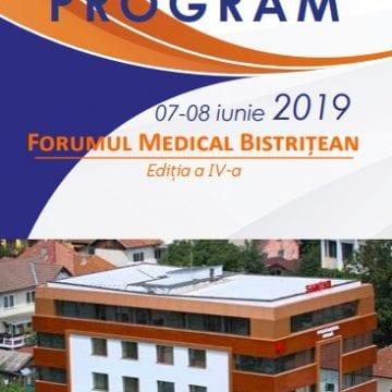 SANOVIL: Forumul Medical Bistrițean, în 7 și 8 iunie, la Coroana de Aur